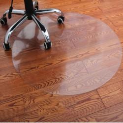 Tapis de sol transparent pour bureau