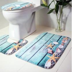 tapis de bain en kit