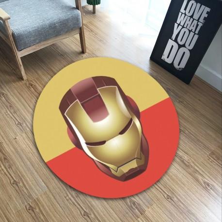 Tapis Iron Man