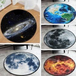 Tapis galaxie et planète