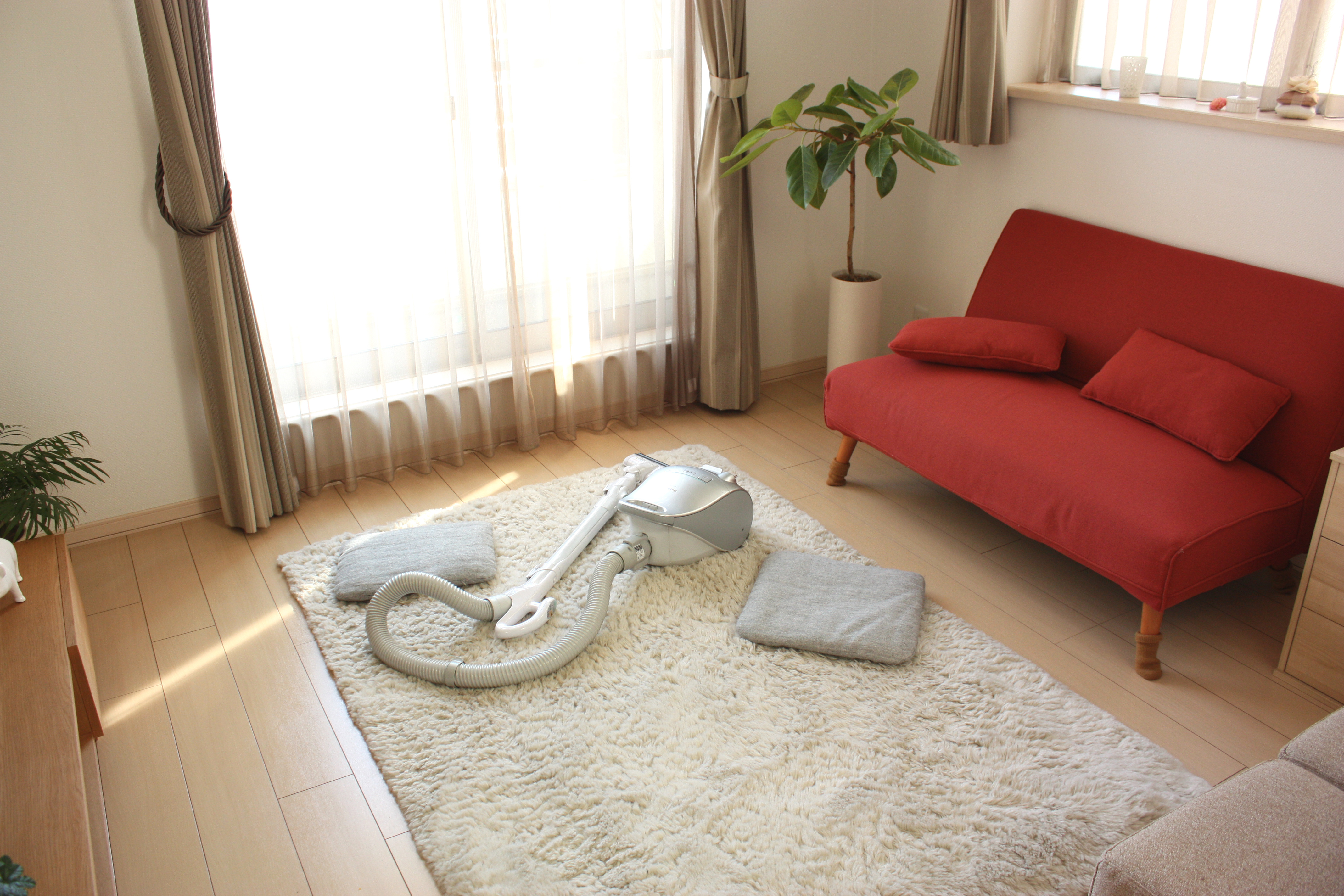 Comment laver correctement un tapis shaggy