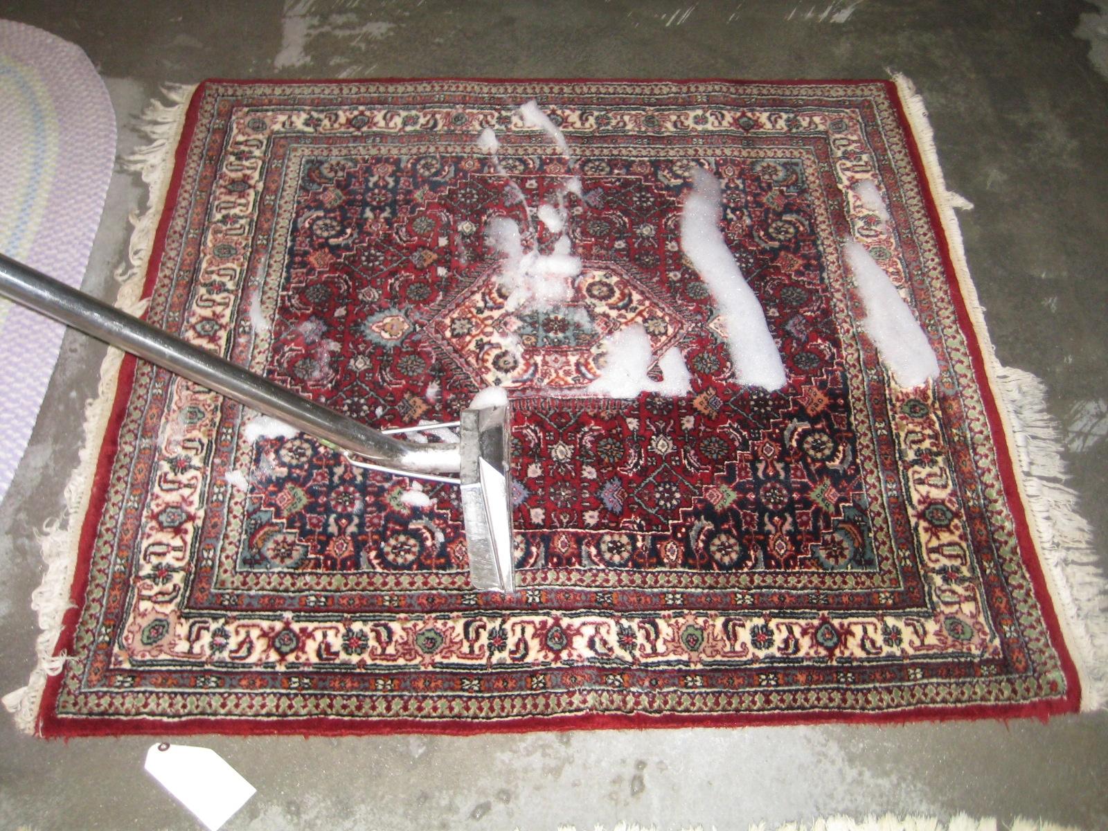 Quel produit pour un tapis shaggy ?